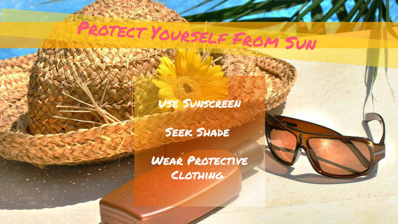 Protect yourself from Sun