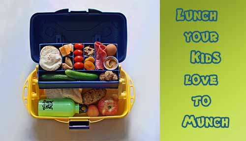 Lunch your Kids love to Munch post