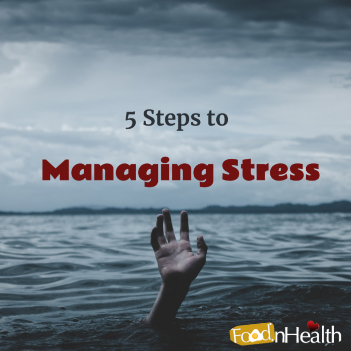 simple tips to help manage and reduce your stress levels