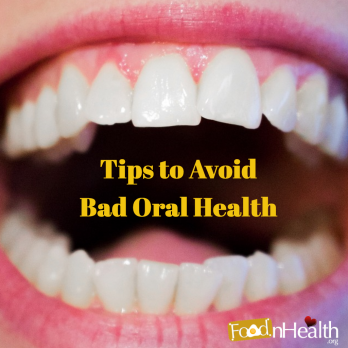 Tips to Avoiding Bad Oral Health