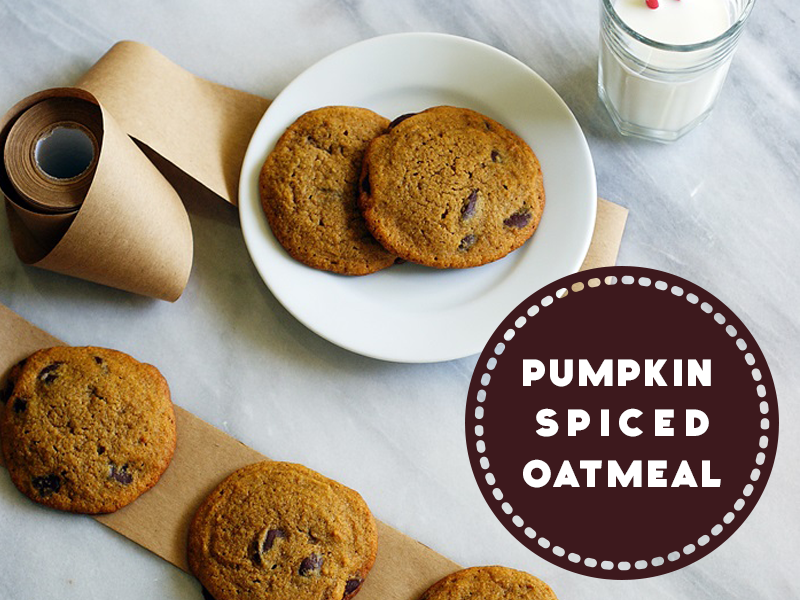 Pumpkin-Spiced-Oatmeal