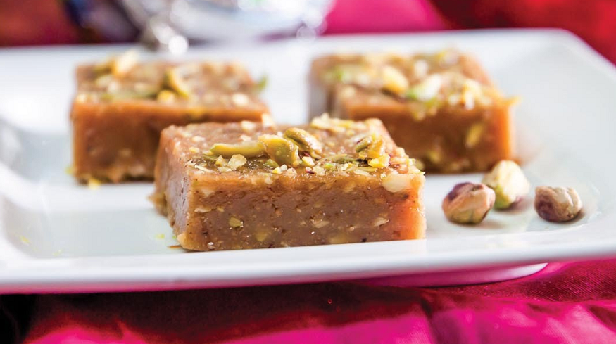 Recipe of Gujarati Adadiya Pak