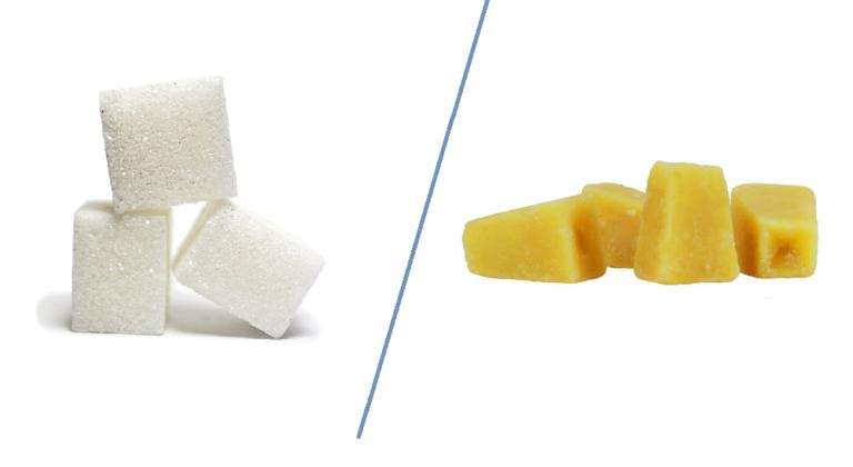 Sugar Vs Jaggery – Wondrous Ayurvedic help for Diabetic patients