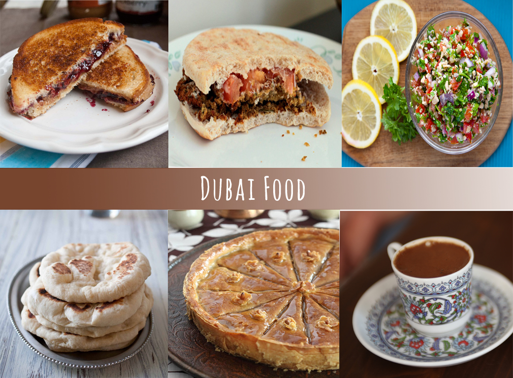 Food of Dubai