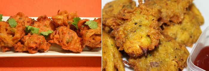 Bhajia Gujarati Snacks