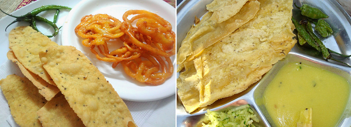 Fafda Snacks Food Gujarat