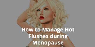 Prevent Hot Flushes during Menopause