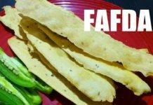 Fafda Recipe