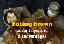 Eating brown - advantages and disadvantages