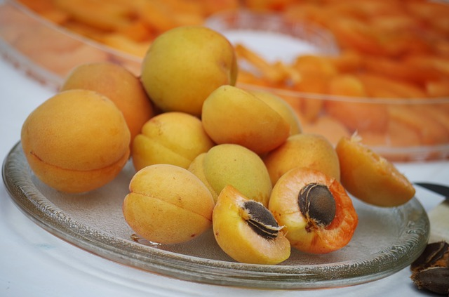Cure cancer with the amygdaline from apricot kernel