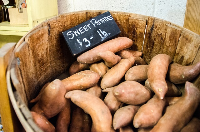 Sweet Potatoes for Runners