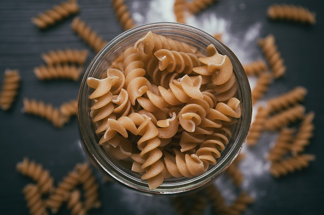 Whole Grain Pasta for Runners