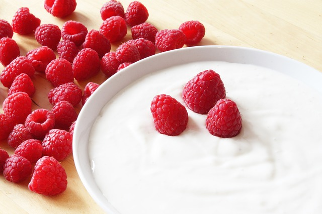 Yogurt for Runners