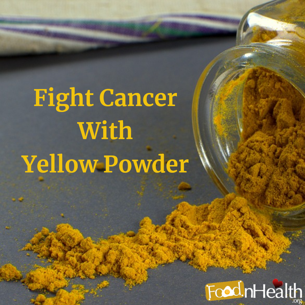 Fight Cancer With Curcumin