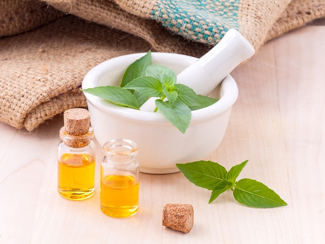 Healthy benefits of essential oils