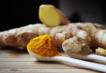 curcumin + piperine affect cancerous cells