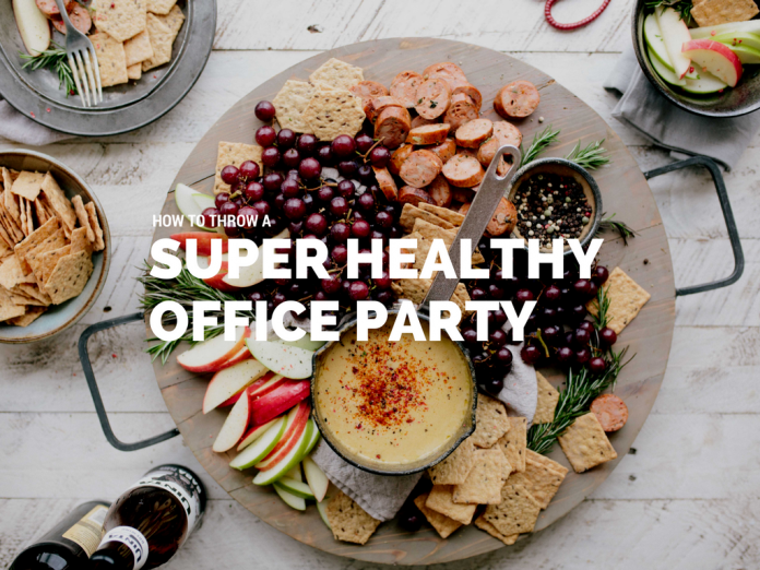 The Healthiest Party Foods