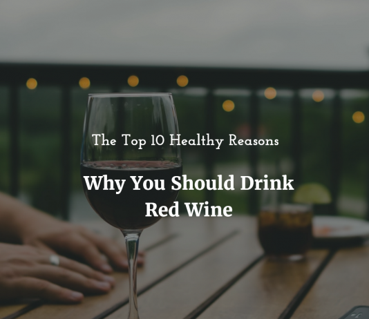 How many glasses of red wine is good for you?