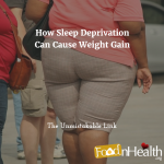 Can you gain weight from lack of sleep?