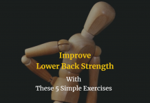 Improve Lower Back Strength With These 5 Simple Exercises