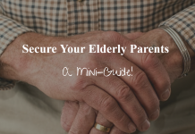 Ways to Make Your Home Secure for Older Parents