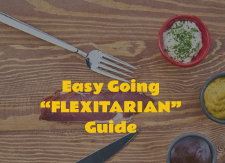 Can't do vegetarian? How about flexitarian?