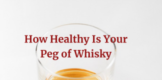 How Healthy Is Your Peg of Whisky