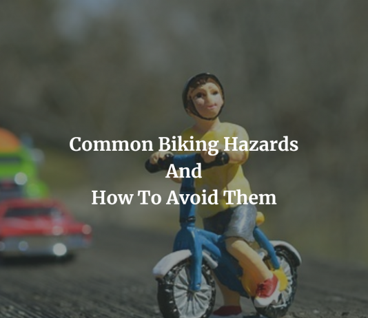 cycling hazards and what you can do to avoid them
