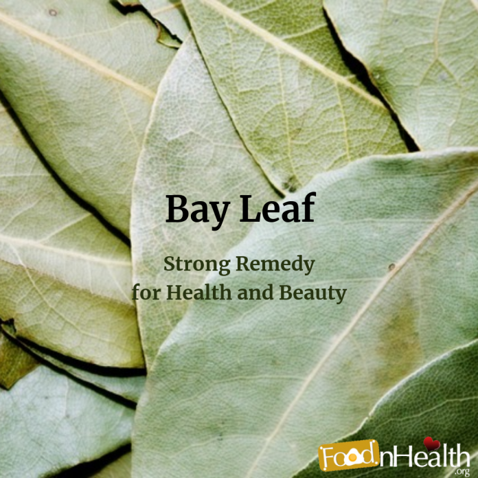 Bay Leaf - Strong Remedy for Health and Beauty