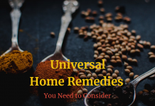 Universal Home Remedies You Need to Consider