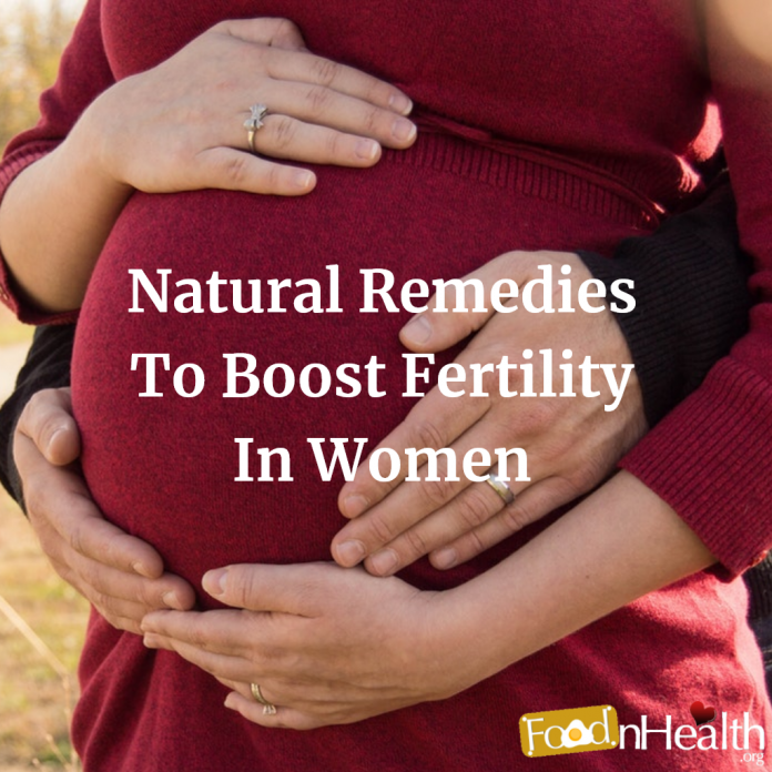How to Reverse Infertility & Get Pregnant Naturally