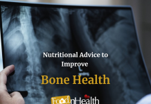 Nutritional Advice to Improve Bone Health