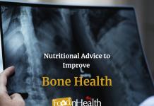 Nutritional Advice to Improve Bone Health