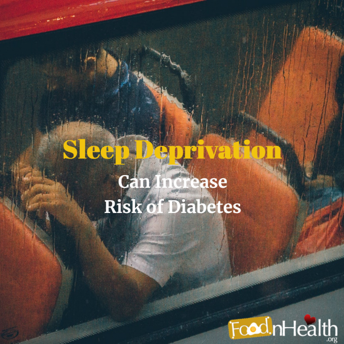 Sleep Deprivation Can Increase Risk of Diabetes