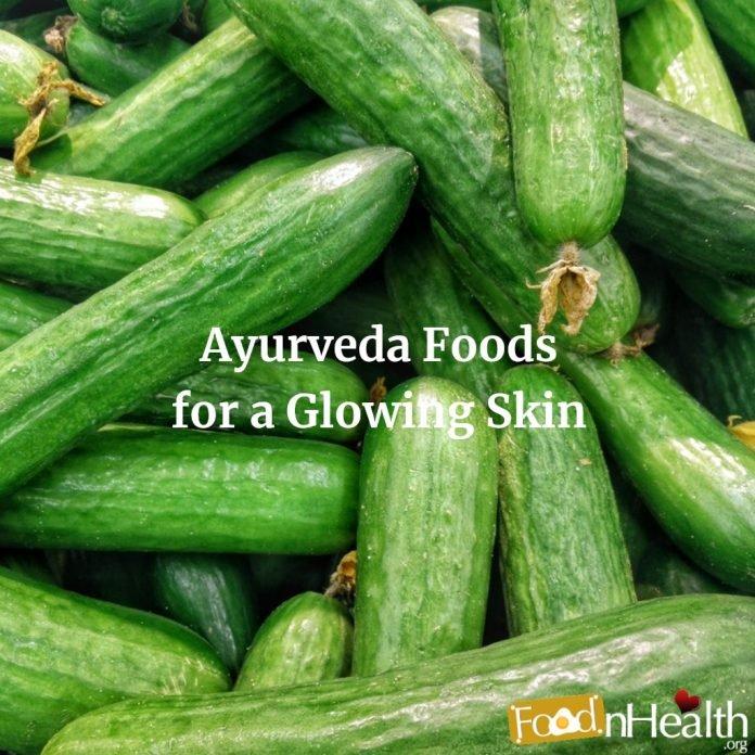 Ayurvedic Diet for Beautiful Skin