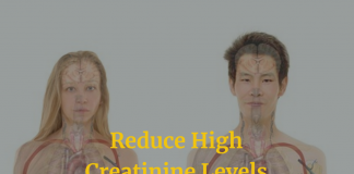 How to lower creatinine level naturally