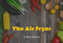 How is an air fryer different from an oven?