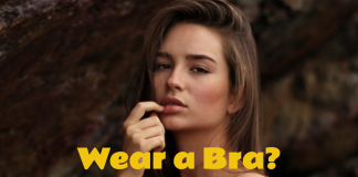 Is it harmful not to wear a bra?