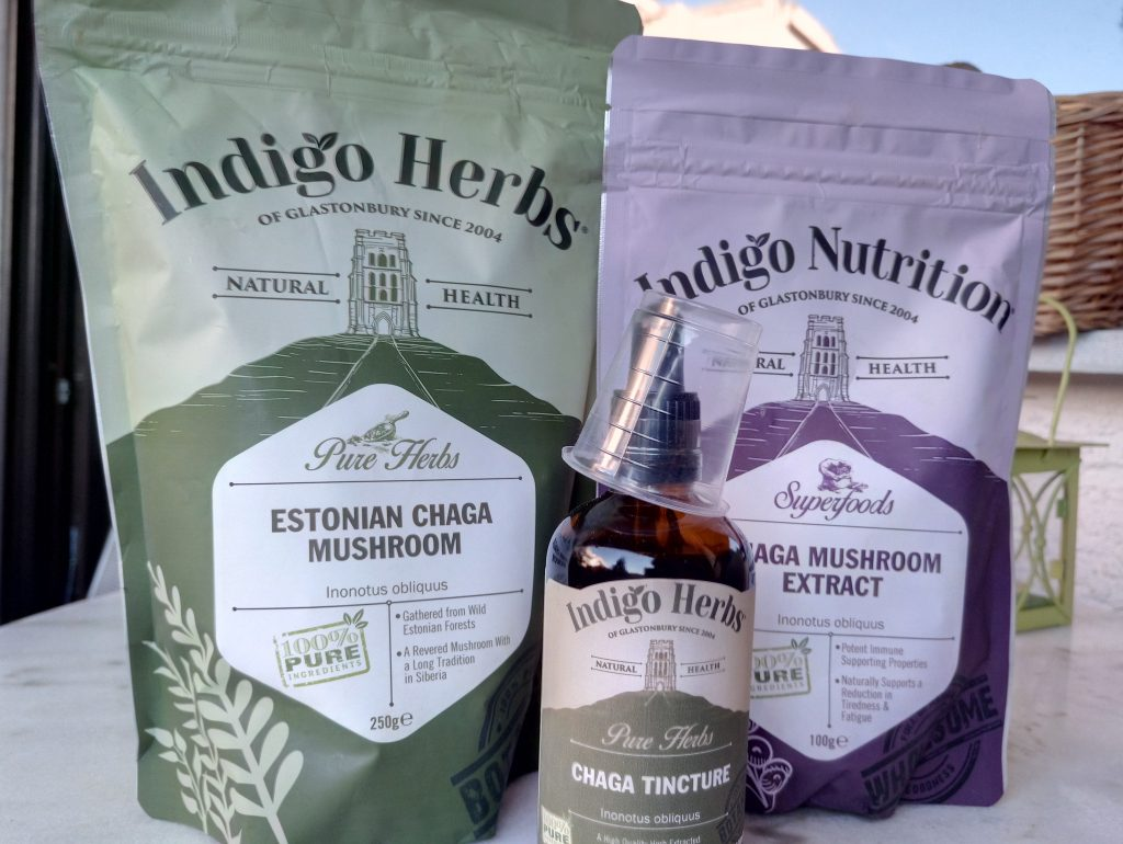 Chaga Indigo Herbs