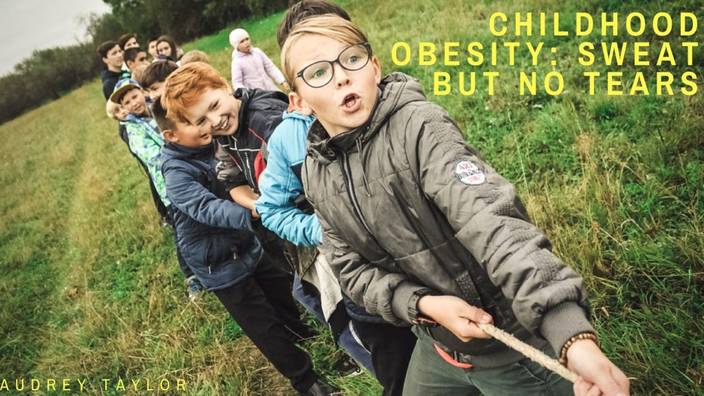 What can I do if my child is very overweight?