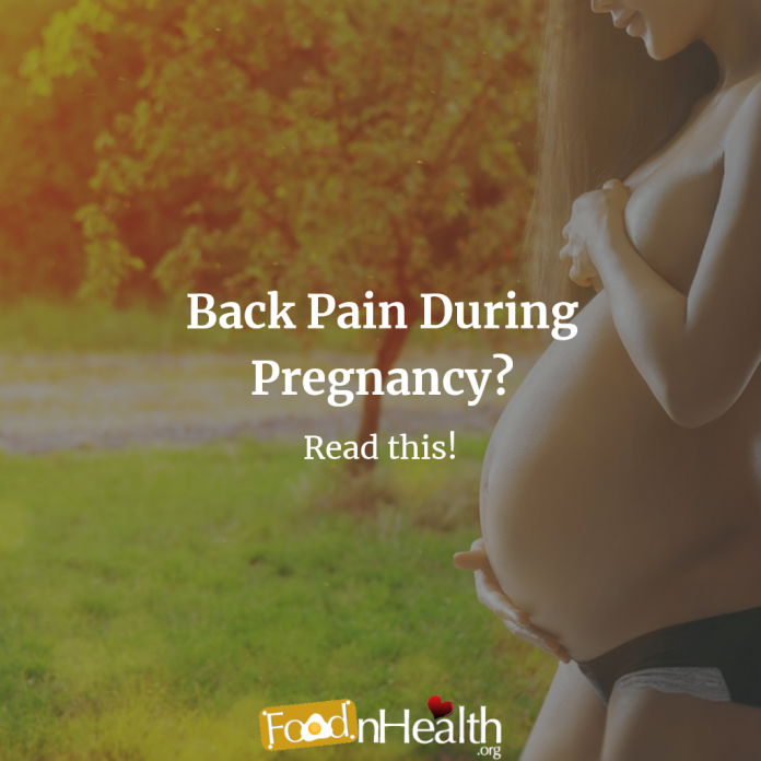 What Can I Do to Relieve My Pregnancy Backaches