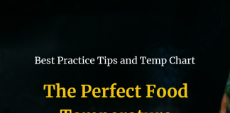 The Perfect Food Temperature