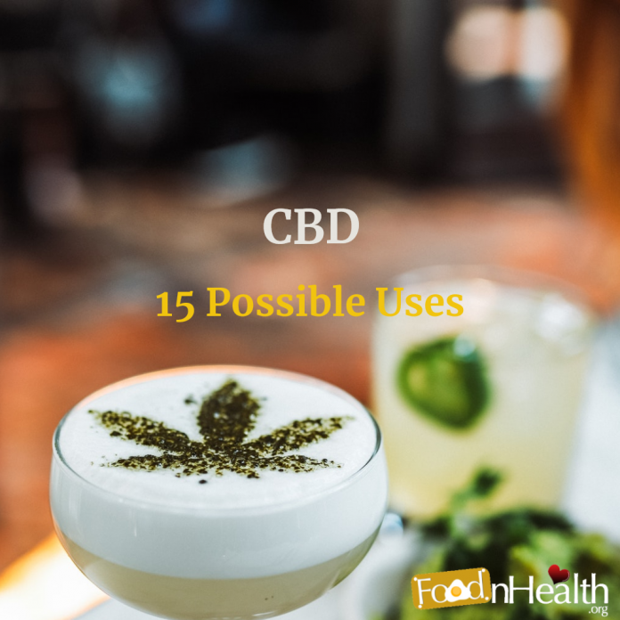 potential medical uses of CBD