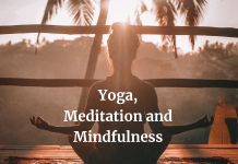 Practice Mindfulness In Yoga Poses