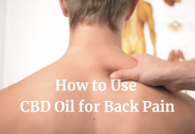 CBD for Back Pain: Common Effects