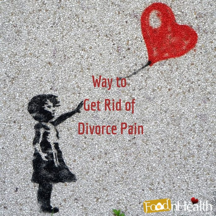 How to Deal With the Pain of Divorce
