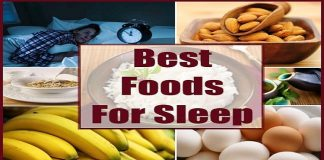 Food and Drink That Promote a Good Night's Sleep