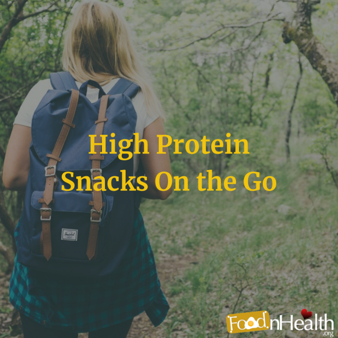 Healthy and Portable Snack Ideas