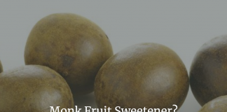Monk Fruit Sweetener?