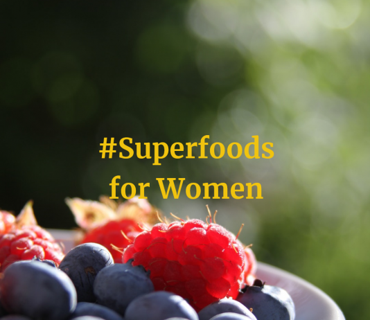 List of Superfoods for Women's Health